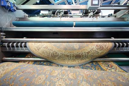 rug machine in cupertino